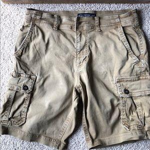 AE Cargo Shorts Size 34